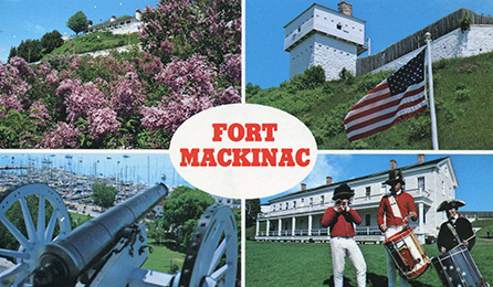 MACKINAC ISLAND FORT2FORT FIVE MILE CHALLENGE
